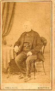 Phillip Pask of Bryngwyn, Monmouthshire (1797-1871)