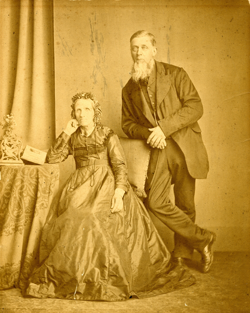 Thomas & Sophia Pask née Willis