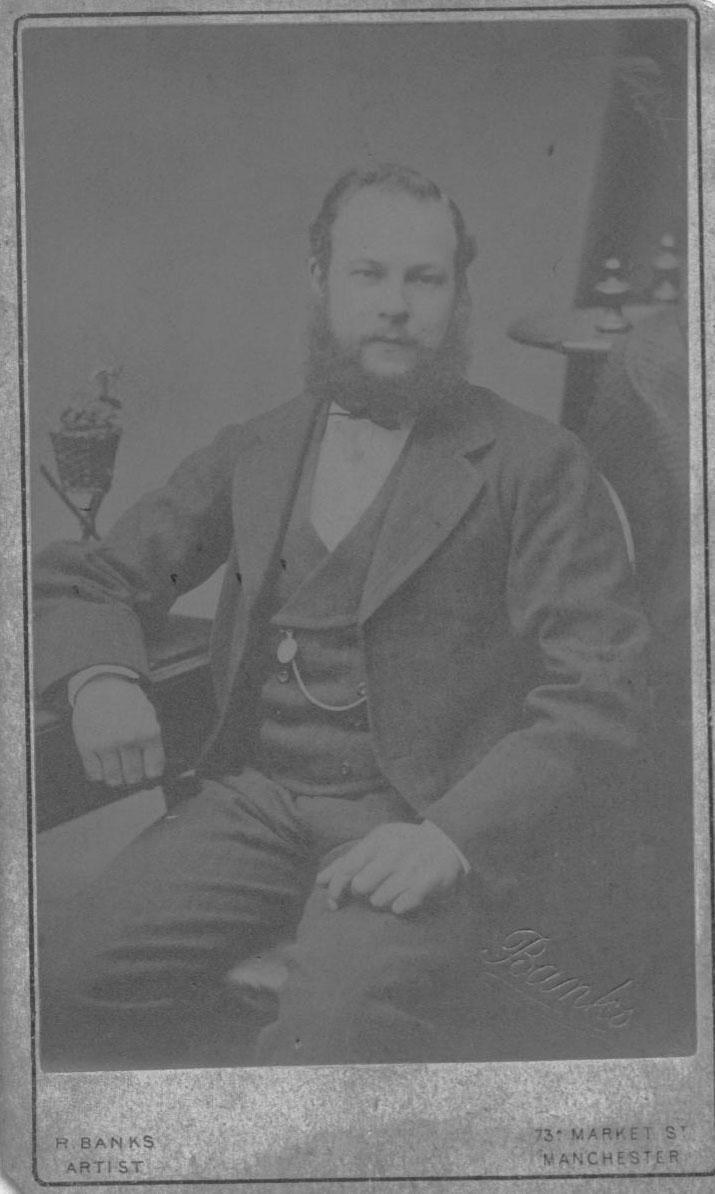 Edward Pask (1854 - 1895)